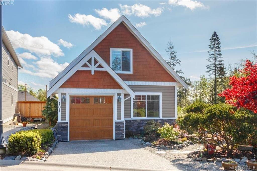 Main Photo: 101 2260 N Maple Avenue in SOOKE: Sk Broomhill Single Family Detached for sale (Sooke)  : MLS®# 412415