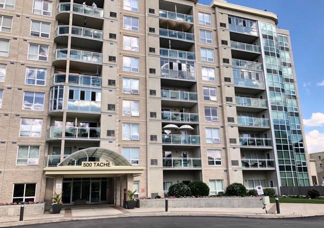 Main Photo: 103 500 Tache Avenue in Winnipeg: St Boniface Condominium for sale (2A)  : MLS®# 1916660