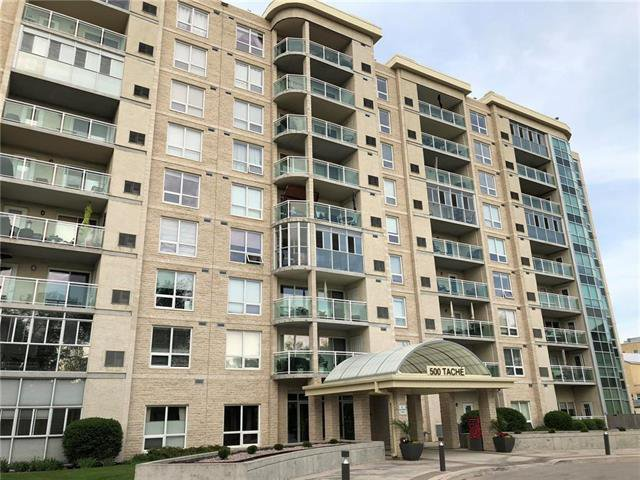Main Photo: 103 500 Tache Avenue in Winnipeg: St Boniface Condominium for sale (2A)  : MLS®# 1916660
