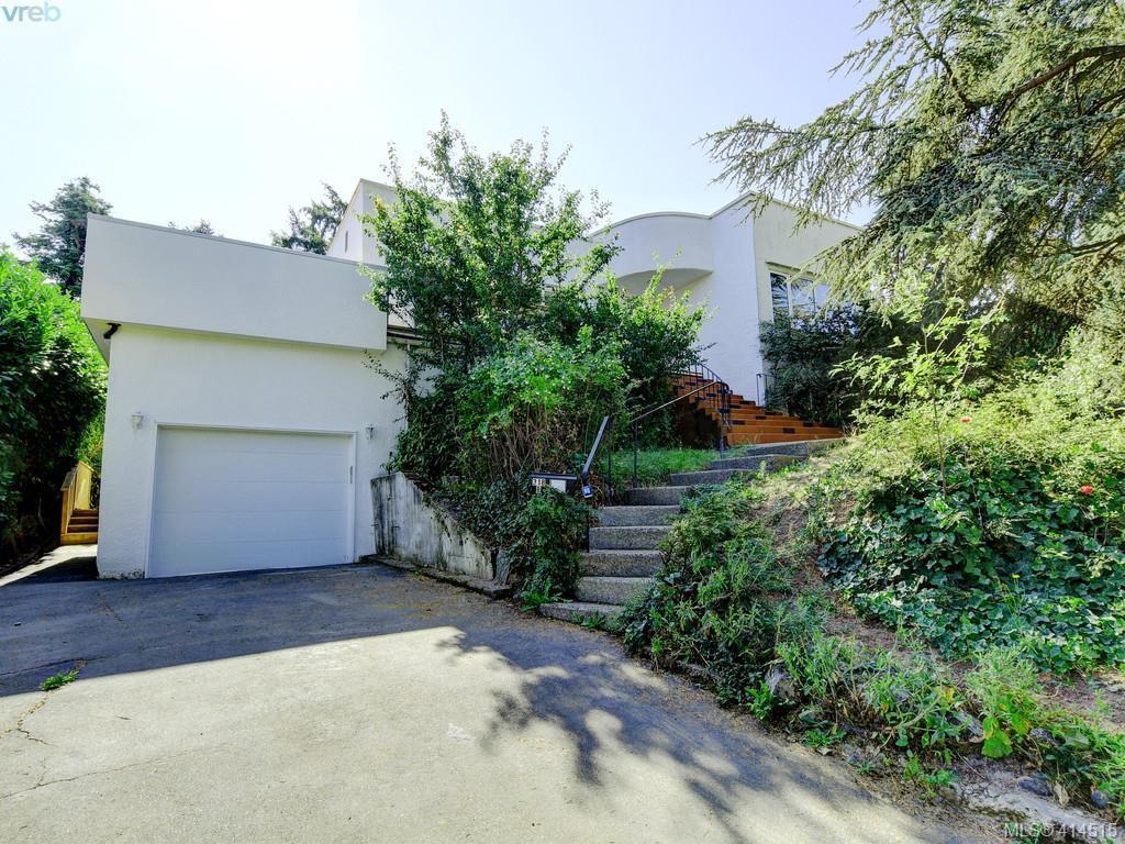 Main Photo: 318 Uganda Ave in VICTORIA: Es Kinsmen Park Half Duplex for sale (Esquimalt)  : MLS®# 822180