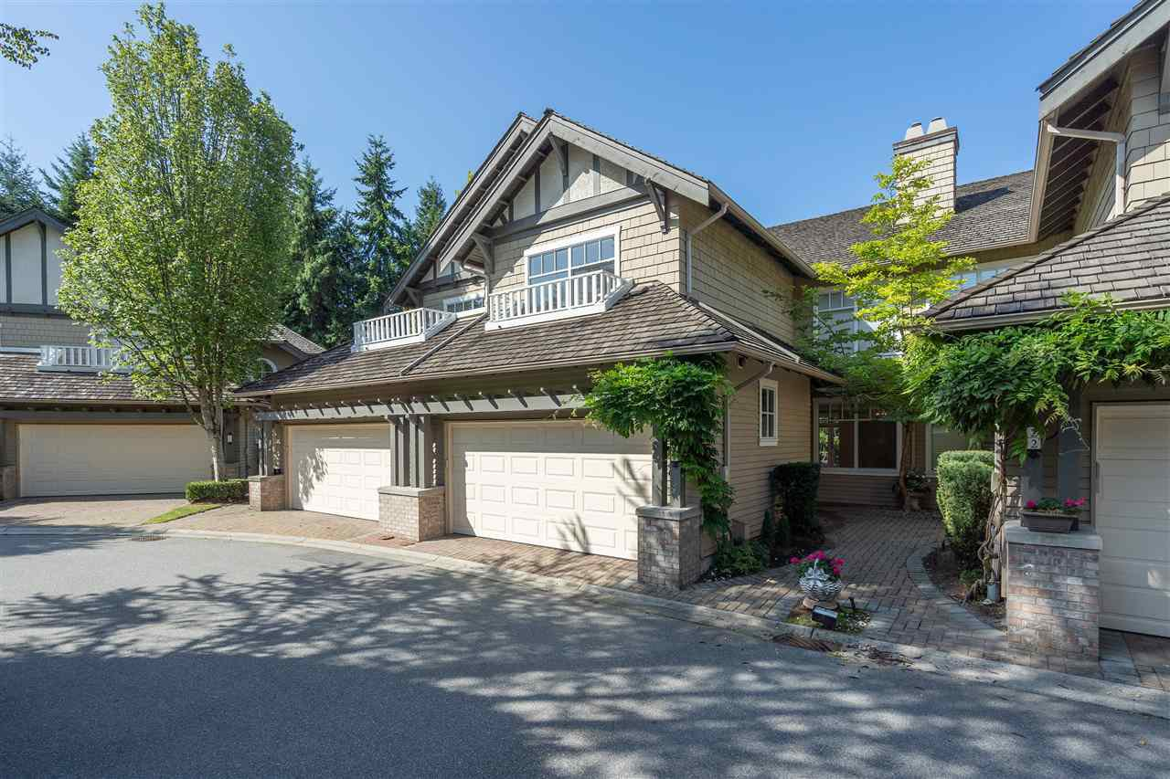 "Main Photo: 23 5650 HAMPTON Place in Vancouver: University VW Townhouse for sale in ""THE SANDRINGHAM"" (Vancouver West)  : MLS®# R2405141"