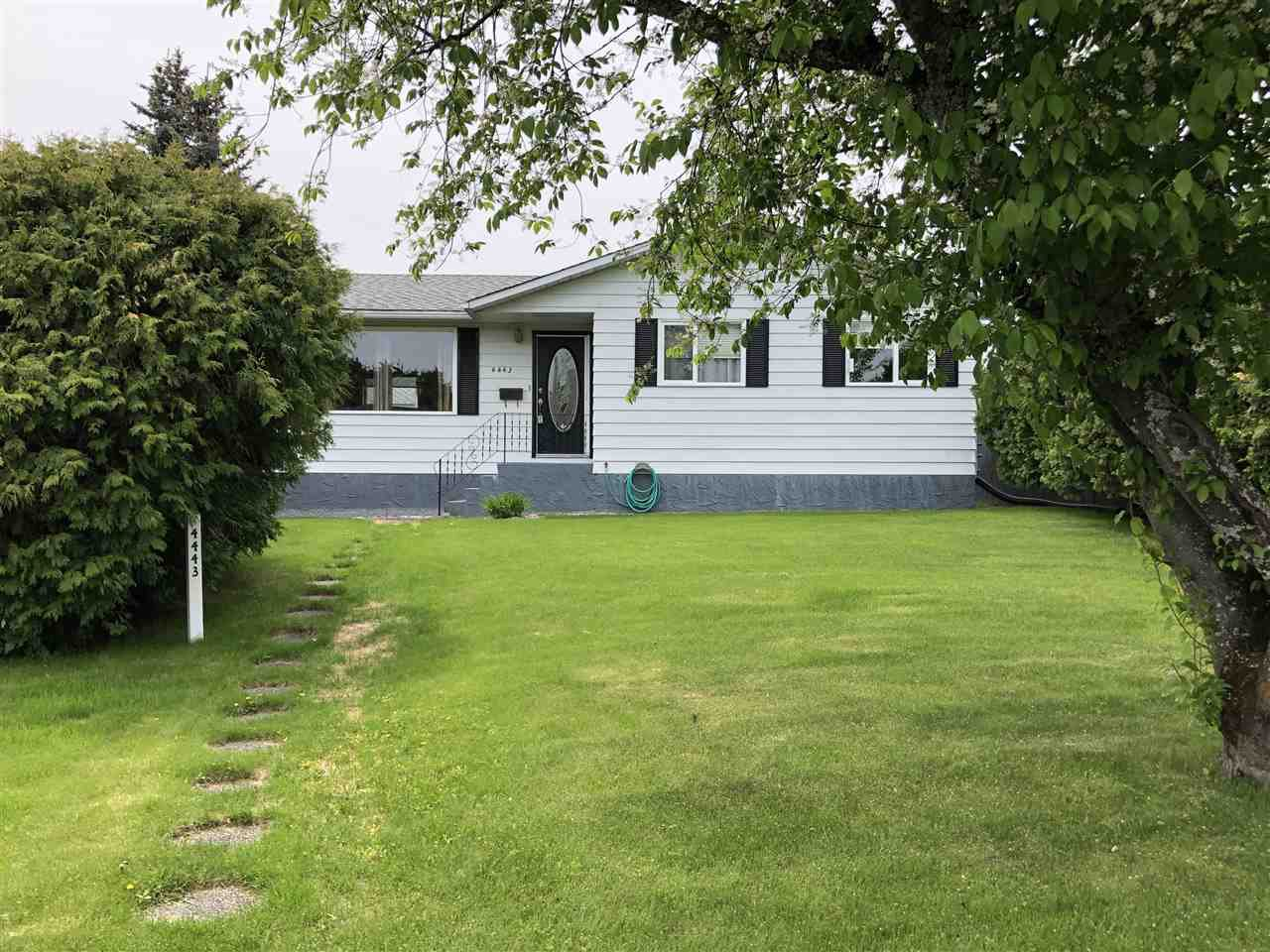 Main Photo: 4443 BAUCH Avenue in Prince George: Heritage House for sale (PG City West (Zone 71))  : MLS®# R2447378