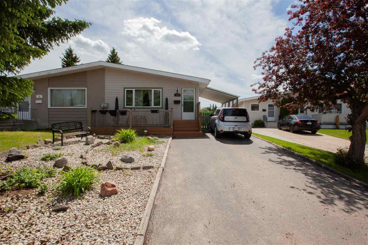 Main Photo: 17 SANDPIPER Court: Sherwood Park House Half Duplex for sale : MLS®# E4200001