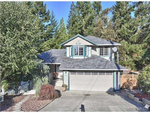 Main Photo: 916 Columbus Place in VICTORIA: La Walfred Residential for sale (Langford)  : MLS®# 315052