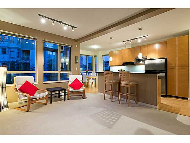 Main Photo: # 414 560 RAVEN WOODS DR in North Vancouver: Roche Point Condo for sale : MLS®# V1003481