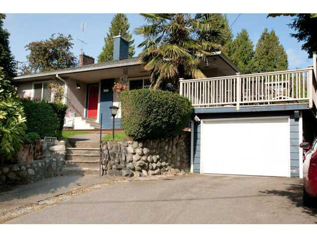 Main Photo: 1681 BRUNETTE Avenue in Coquitlam: Central Coquitlam House for sale : MLS®# V1030796