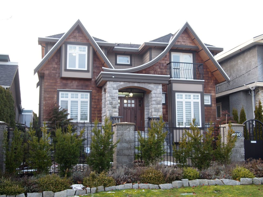 Photo 1: Photos: 6907 Frederick Ave in Vancouver: Home for sale : MLS®# V986820