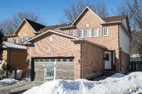 Photo 1: Photos: 77 Fulton Crest in Whitby: Williamsburg House (2-Storey) for sale : MLS®# E2844082