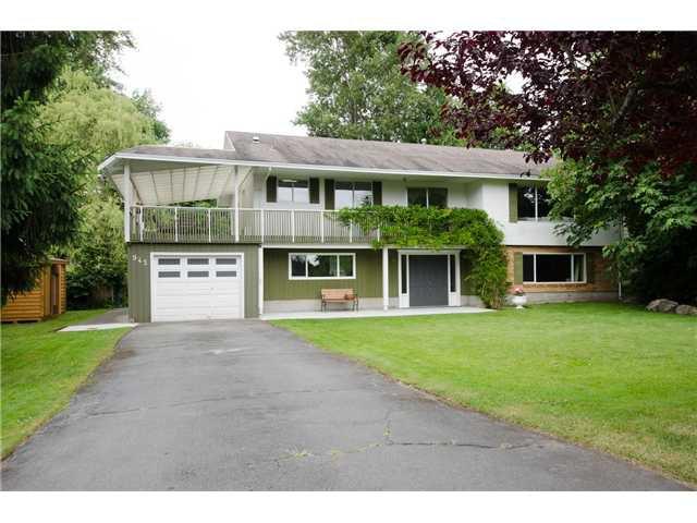Main Photo: 945 52A Street in Tsawwassen: Tsawwassen Central House for sale : MLS®# V1072579