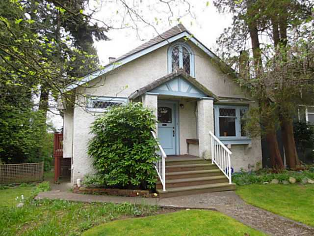 Main Photo: 4856 BLENHEIM Street in Vancouver: MacKenzie Heights House for sale (Vancouver West)  : MLS®# V1116266