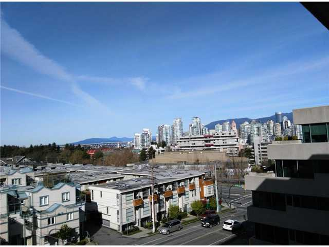 "Main Photo: 605 587 W 7TH Avenue in Vancouver: Fairview VW Condo for sale in ""THE AFFINITY"" (Vancouver West)  : MLS®# V1117685"