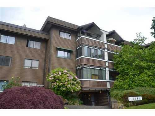Main Photo: 210 545 SYDNEY Ave in Coquitlam: Coquitlam West Home for sale ()  : MLS®# V1025620