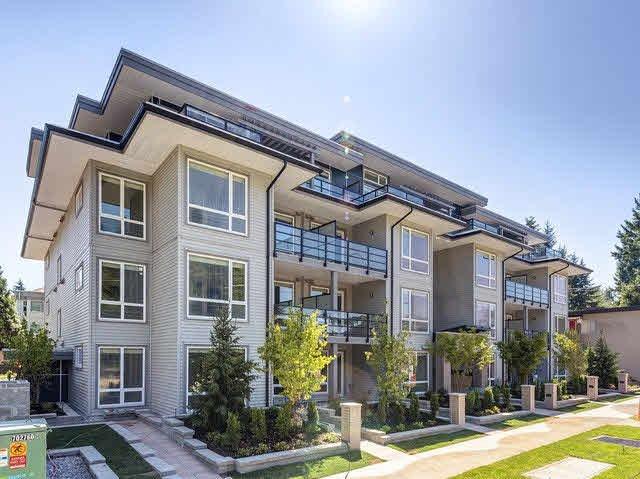"""Main Photo: 302 15628 104TH Avenue in Surrey: Guildford Condo for sale in """"CHROMA"""" (North Surrey)  : MLS®# F1448440"""