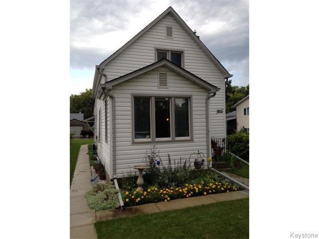 Main Photo: 503 Deniset Street in WINNIPEG: St Boniface Residential for sale (South East Winnipeg)  : MLS®# 1522220