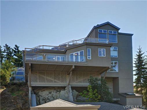 Photo 2: Photos: 1 4771 Cordova Bay Rd in VICTORIA: SE Cordova Bay Row/Townhouse for sale (Saanich East)  : MLS®# 710502