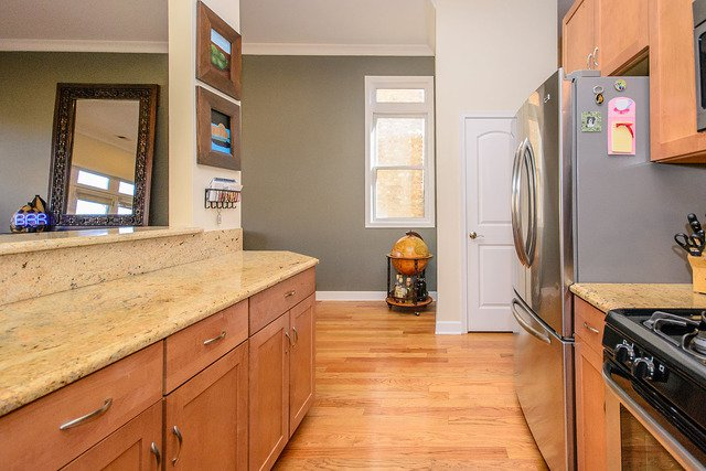 Photo 8: Photos: 2851 Shakespeare Avenue Unit 3 in CHICAGO: CHI - Logan Square Condo, Co-op, Townhome for sale ()  : MLS®# MRD09090303