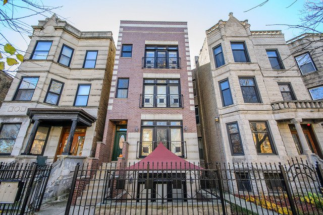 Main Photo: 2851 Shakespeare Avenue Unit 3 in CHICAGO: CHI - Logan Square Condo, Co-op, Townhome for sale ()  : MLS®# 09090303