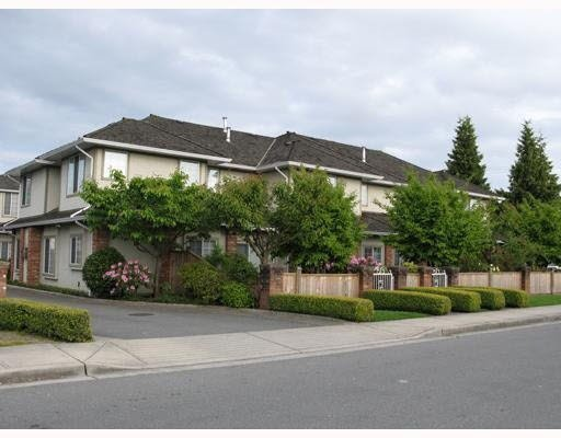 Main Photo: 3 9980 GREENLEES Road in Richmond: Broadmoor Townhouse for sale : MLS®# R2046634