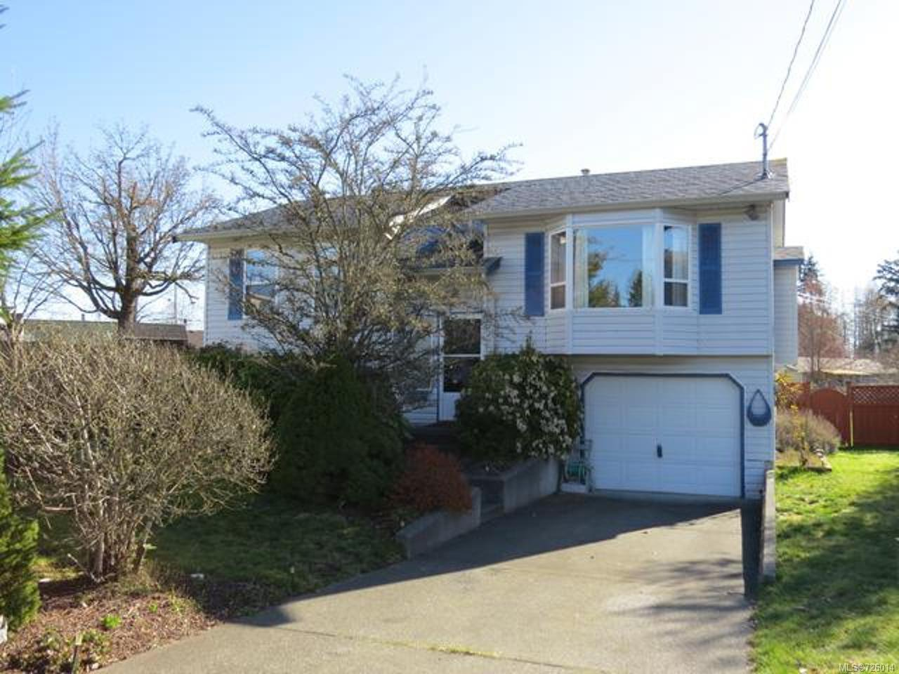 Main Photo: 168 MITCHELL PLACE in COURTENAY: CV Courtenay City House for sale (Comox Valley)  : MLS®# 726014