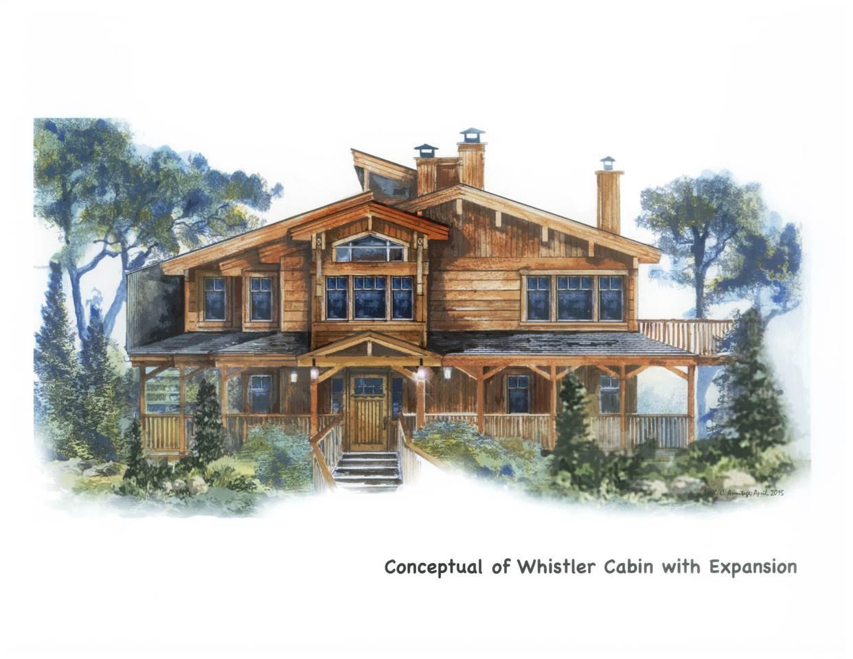 Main Photo: 3035 ST ANTON Way in Whistler: Alta Vista House for sale : MLS®# R2184450