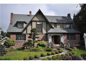 Main Photo: 5550 cypress Street in Vancouver: Shaughnessy House for sale (Vancouver West)  : MLS®# V1001223