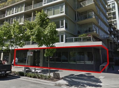 Main Photo: 1711 MANITOBA Street in Vancouver: False Creek Retail for sale (Vancouver West)  : MLS®# C8015492