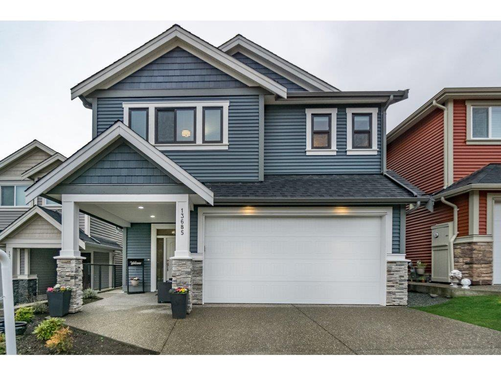 "Main Photo: 13685 230A Street in Maple Ridge: Silver Valley House for sale in ""CAMPTON GREEN"" : MLS®# R2236971"