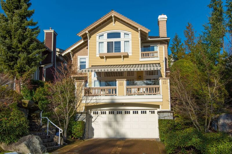 Main Photo: 4939 Edendale Court in West Vancouver: Caulfeild House for sale (West Vanouver)  : MLS®# R2231888