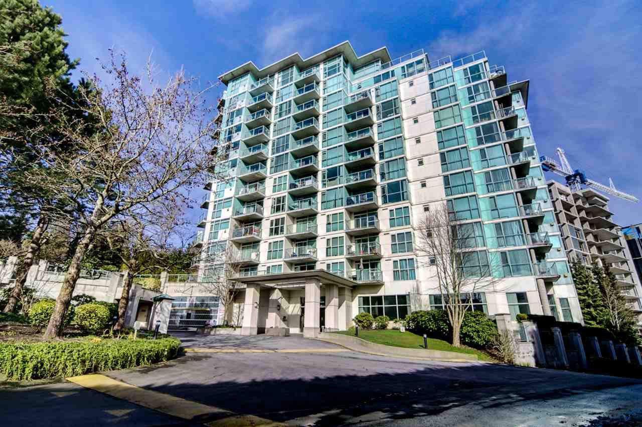 "Main Photo: 710 2763 CHANDLERY Place in Vancouver: Fraserview VE Condo for sale in ""RIVERDANCE"" (Vancouver East)  : MLS®# R2243986"