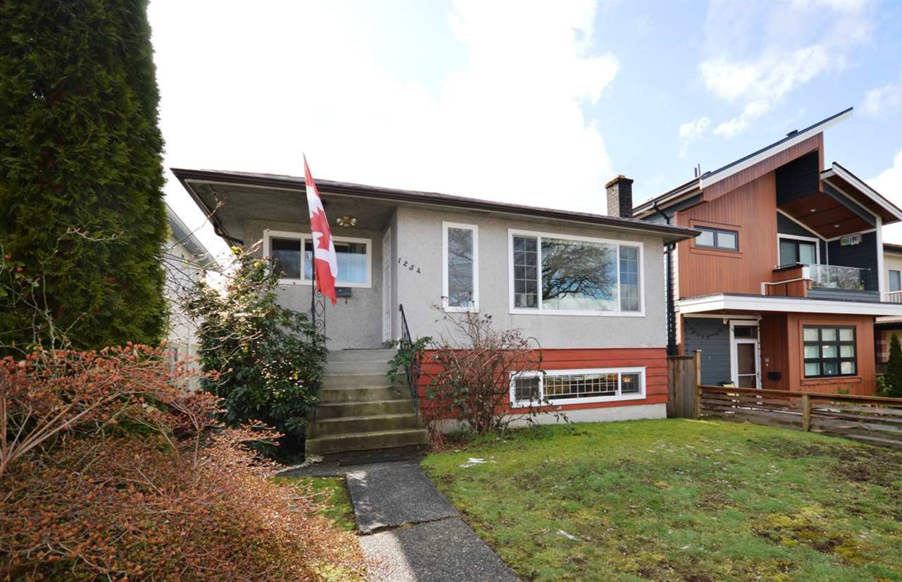 Photo 1: Photos: 1254 E 27TH Avenue in Vancouver: Knight House for sale (Vancouver East)  : MLS®# R2244602