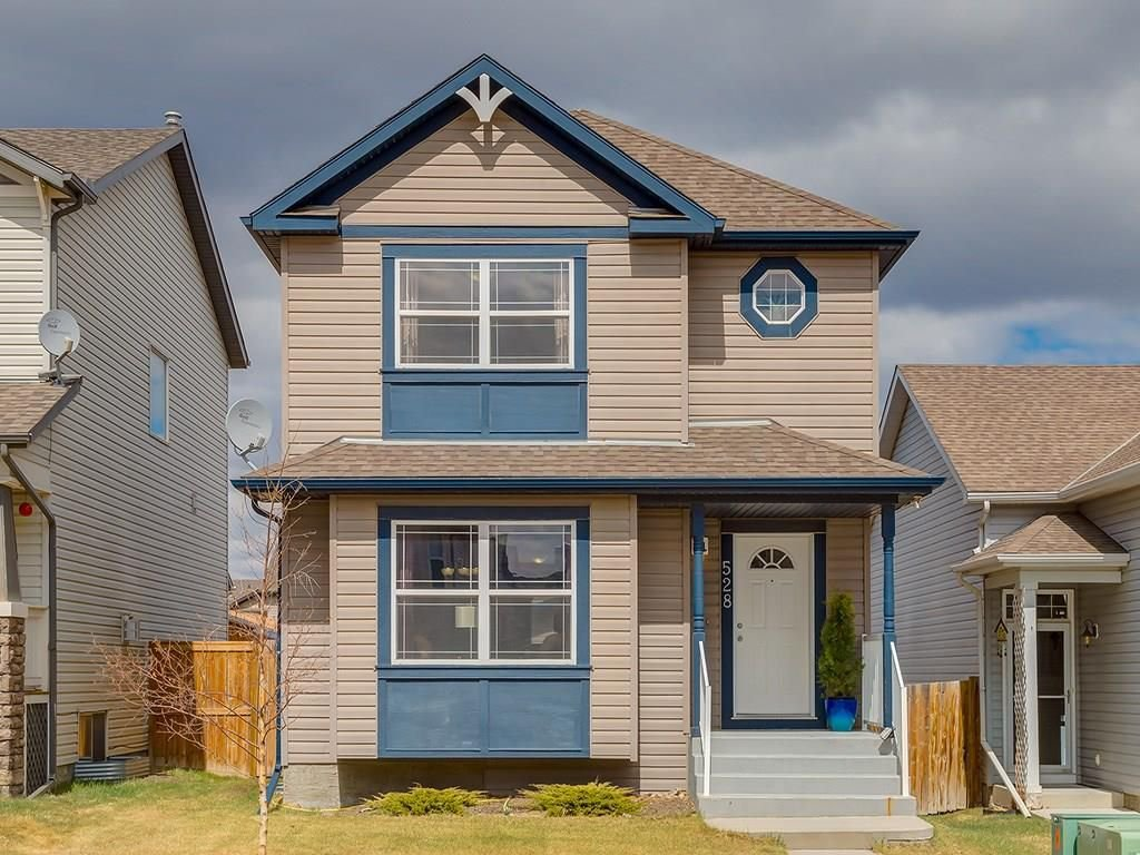 Main Photo: 528 Morningside Park SW: Airdrie House for sale : MLS®# C4181824