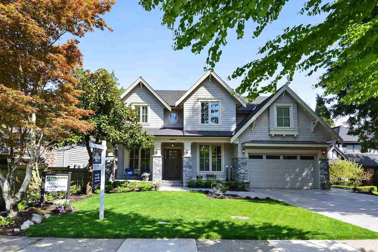"""Main Photo: 12367 22 Avenue in Surrey: Crescent Bch Ocean Pk. House for sale in """"Harbour Greene"""" (South Surrey White Rock)  : MLS®# R2264648"""