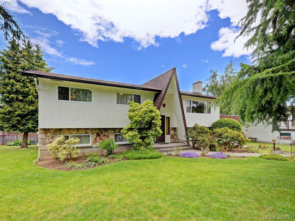 Main Photo: 7257 Enid Pl in BRENTWOOD BAY: CS Brentwood Bay House for sale (Central Saanich)  : MLS®# 789389