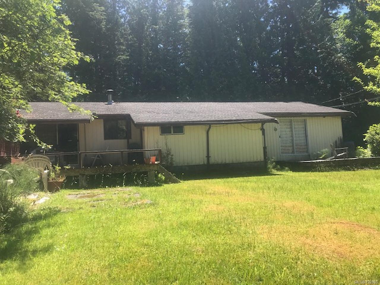 Main Photo: 1151 Pacific Rim Hwy in TOFINO: PA Tofino House for sale (Port Alberni)  : MLS®# 792890
