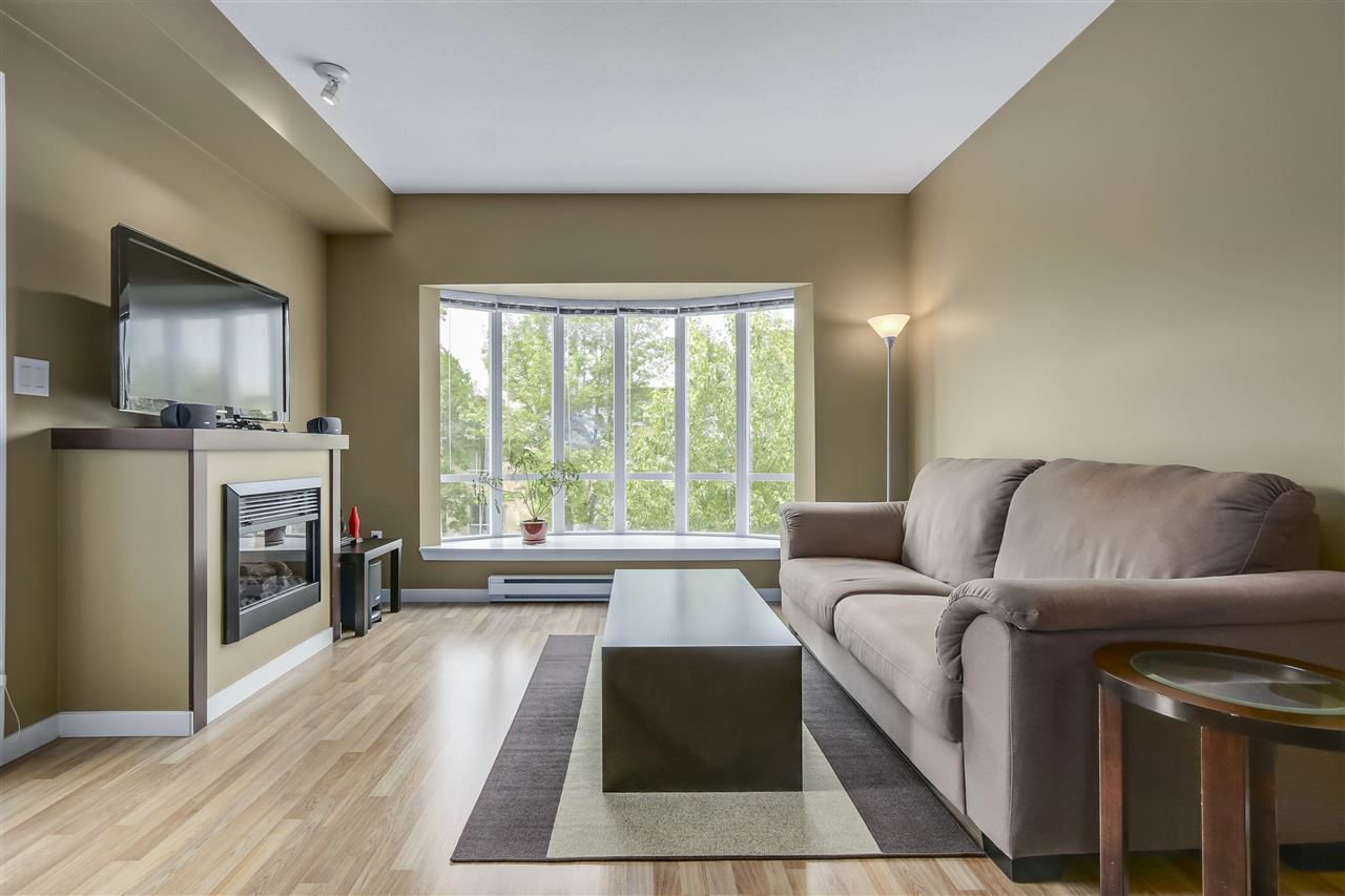 """Main Photo: 301 2478 WELCHER Avenue in Port Coquitlam: Central Pt Coquitlam Condo for sale in """"HARMONY"""" : MLS®# R2298774"""