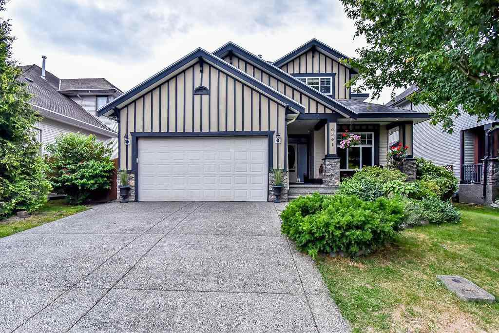 """Main Photo: 6341 167A Street in Surrey: Cloverdale BC House for sale in """"CLOVER RIDGE"""" (Cloverdale)  : MLS®# R2306022"""