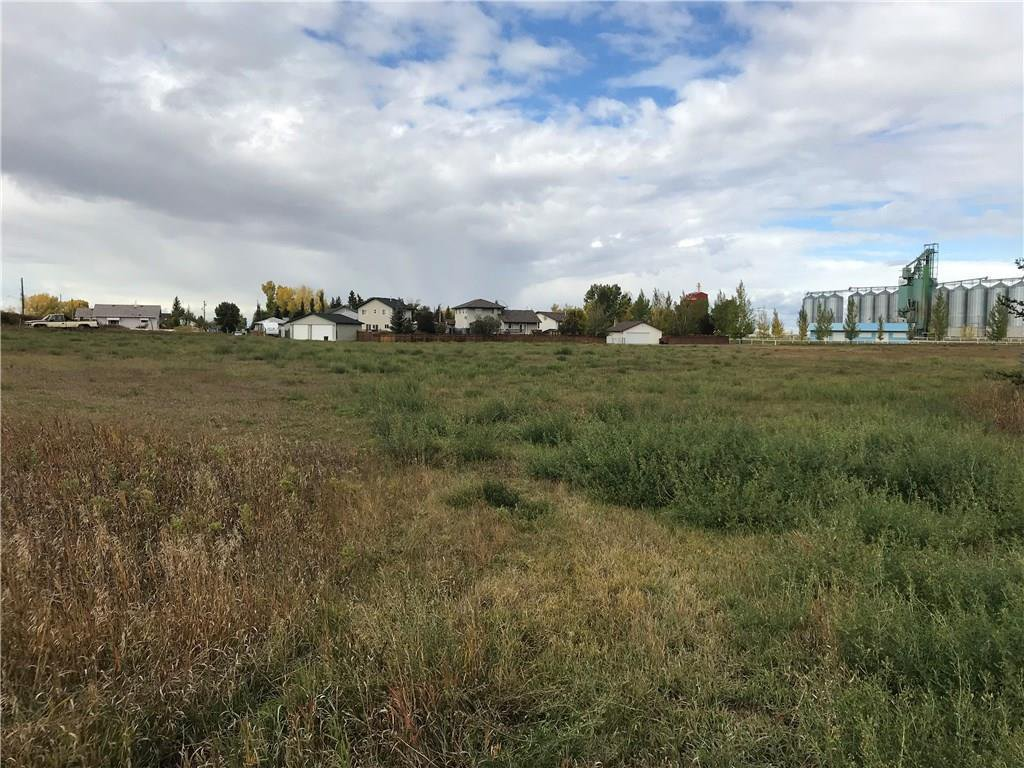 Main Photo: 0 Railway Avenue: Rural Foothills County Land for sale : MLS®# C4208059