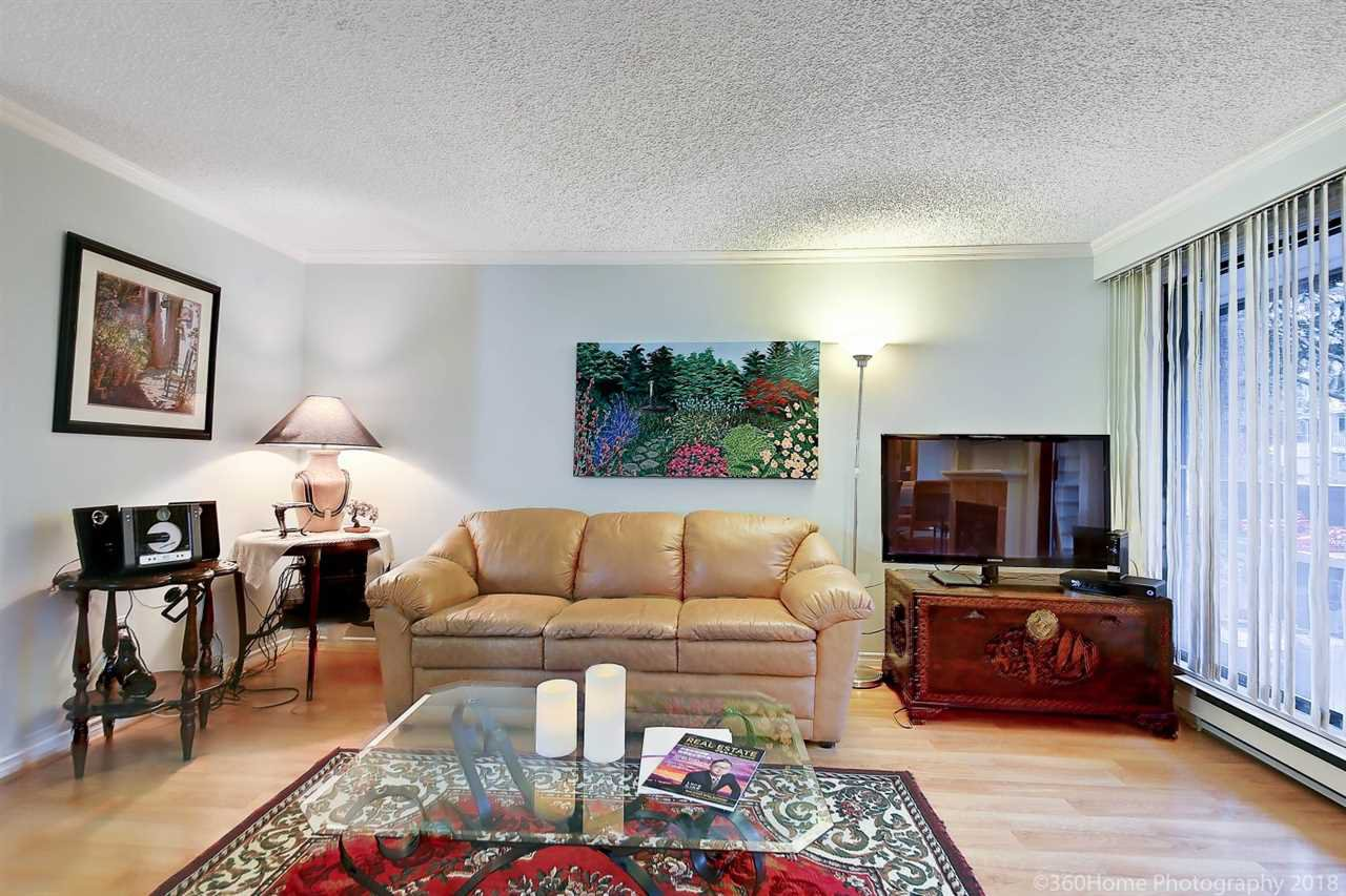 Main Photo: 109 7295 MOFFATT Road in Richmond: Brighouse South Condo for sale : MLS®# R2325454