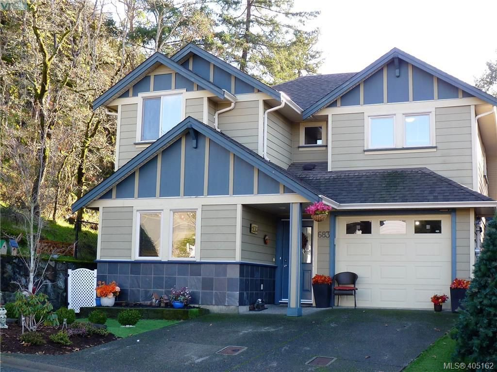 Main Photo: 683 Kingsview Ridge in VICTORIA: La Mill Hill Single Family Detached for sale (Langford)  : MLS®# 805062