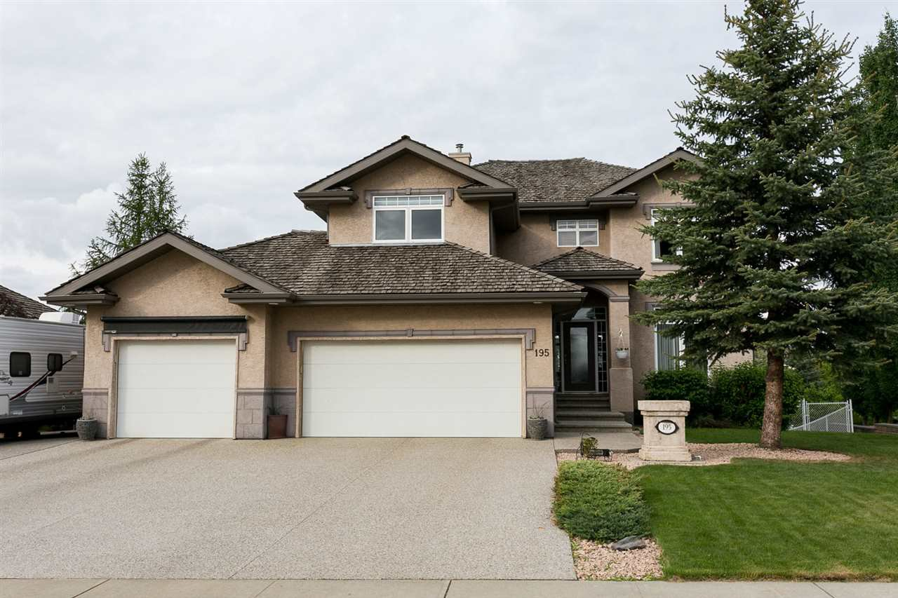 Main Photo: 195 52304 RR 233: Rural Strathcona County House for sale : MLS®# E4157150