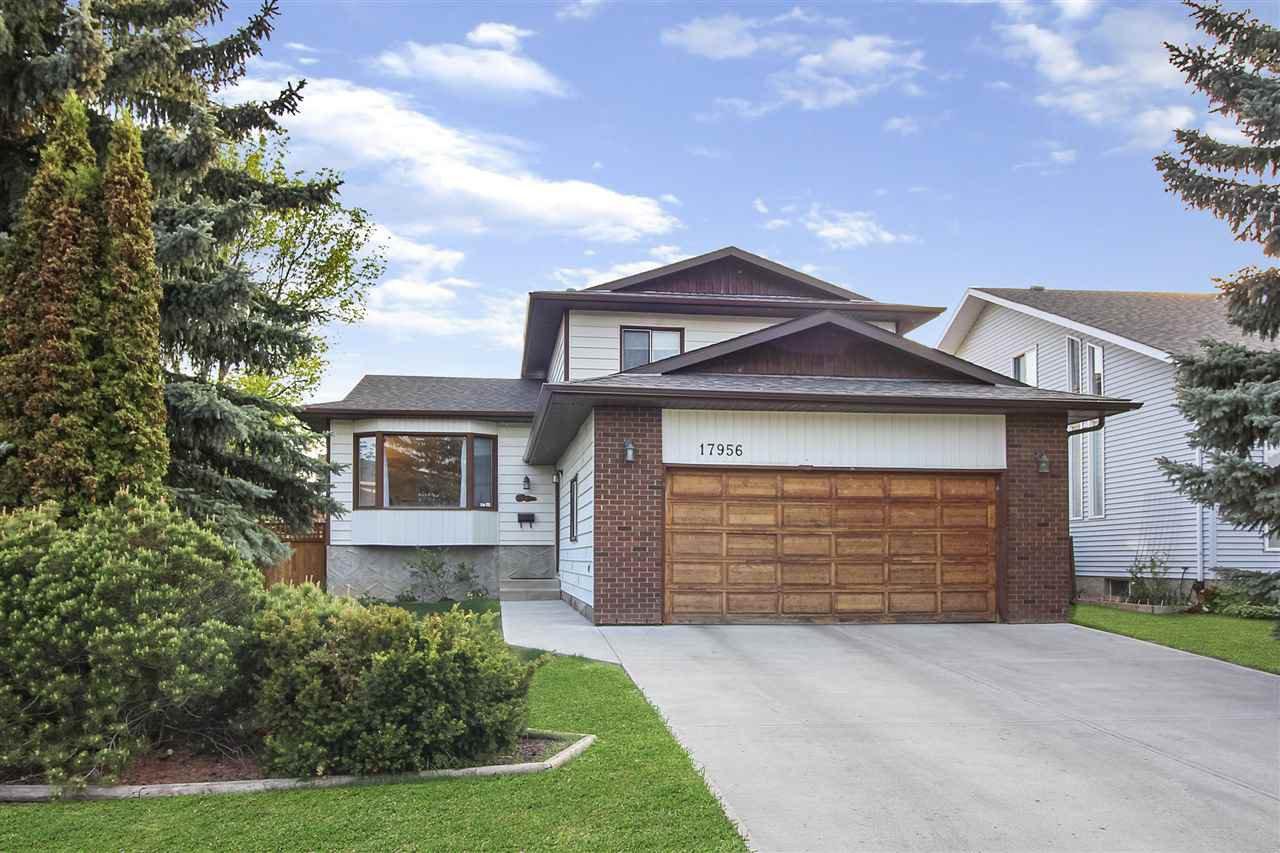 Main Photo: 17956 57 Avenue NW in Edmonton: Zone 20 House for sale : MLS®# E4159666