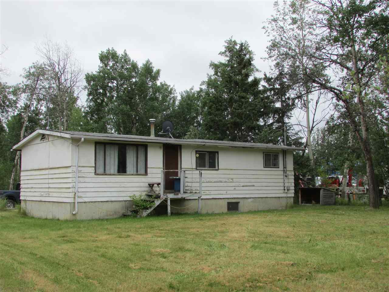 Main Photo: 11887 242 Road in Fort St. John: Fort St. John - Rural W 100th House for sale (Fort St. John (Zone 60))  : MLS®# R2384209
