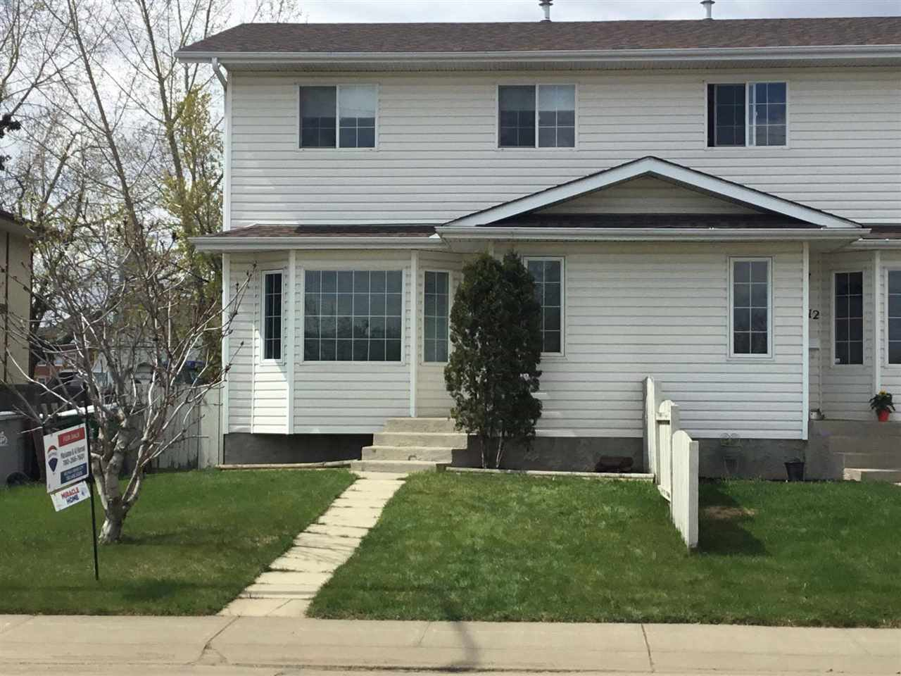 Main Photo: A 10012 99 Street: Morinville House Half Duplex for sale : MLS®# E4183090