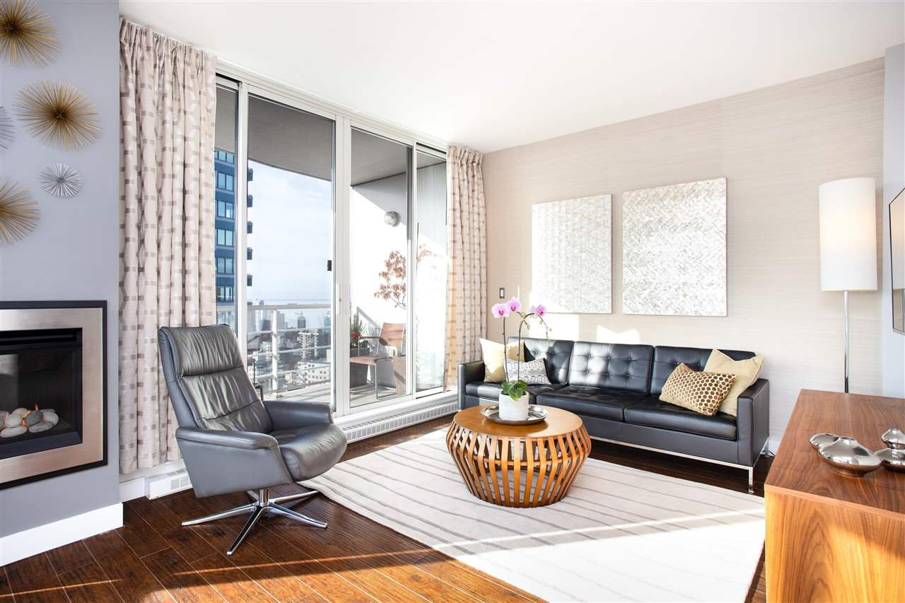 """Main Photo: 2501 1200 ALBERNI Street in Vancouver: West End VW Condo for sale in """"PALISADES"""" (Vancouver West)  : MLS®# R2428851"""