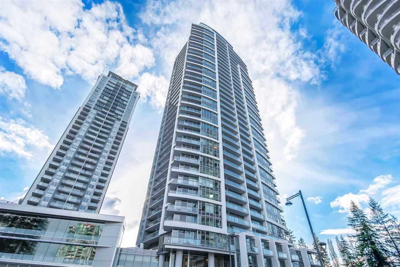 "Main Photo: 1707 13308 CENTRAL Avenue in Surrey: Whalley Condo for sale in ""EVOLVE"" (North Surrey)  : MLS®# R2449633"