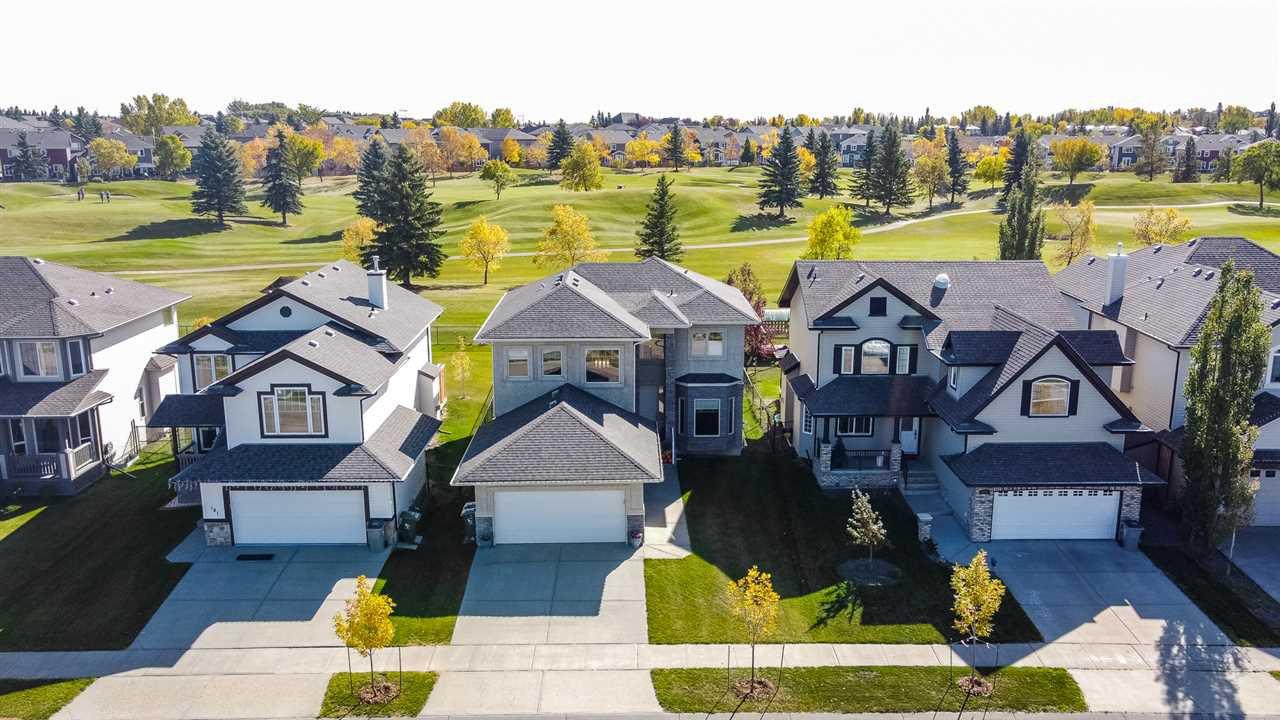 Main Photo: 179 REICHERT Drive: Beaumont House for sale : MLS®# E4216023