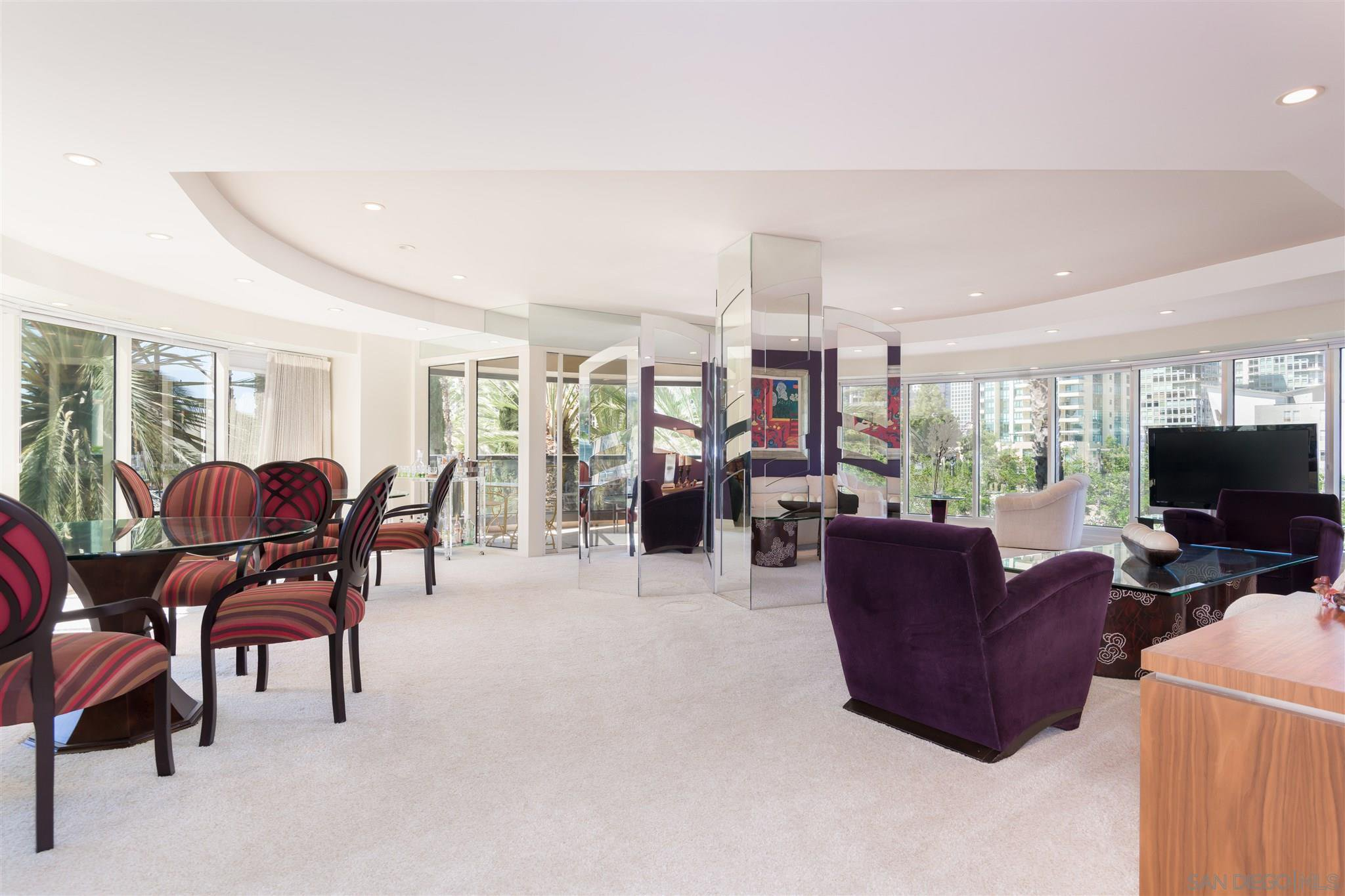 Main Photo: DOWNTOWN Condo for sale : 2 bedrooms : 100 Harbor Drive #303 in San Diego