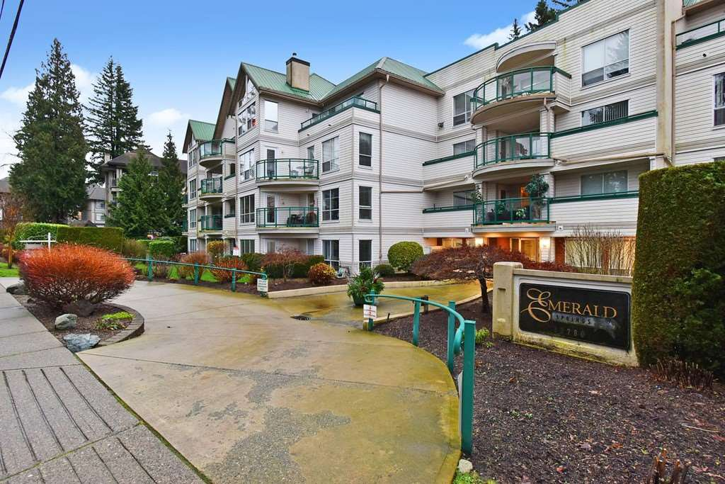 "Main Photo: 306 33280 E BOURQUIN Crescent in Abbotsford: Central Abbotsford Condo for sale in ""Emerald Springs"" : MLS®# R2528661"