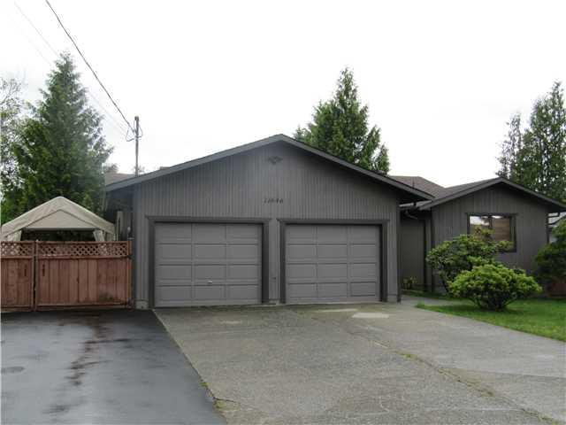 Main Photo: 11646 ADAIR Street in Maple Ridge: East Central House for sale : MLS®# V878271