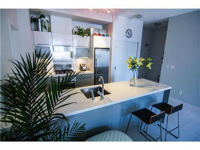 """Main Photo: 404 1252 HORNBY Street in Vancouver: Downtown VW Condo for sale in """"Pure"""" (Vancouver West)  : MLS®# V1042698"""